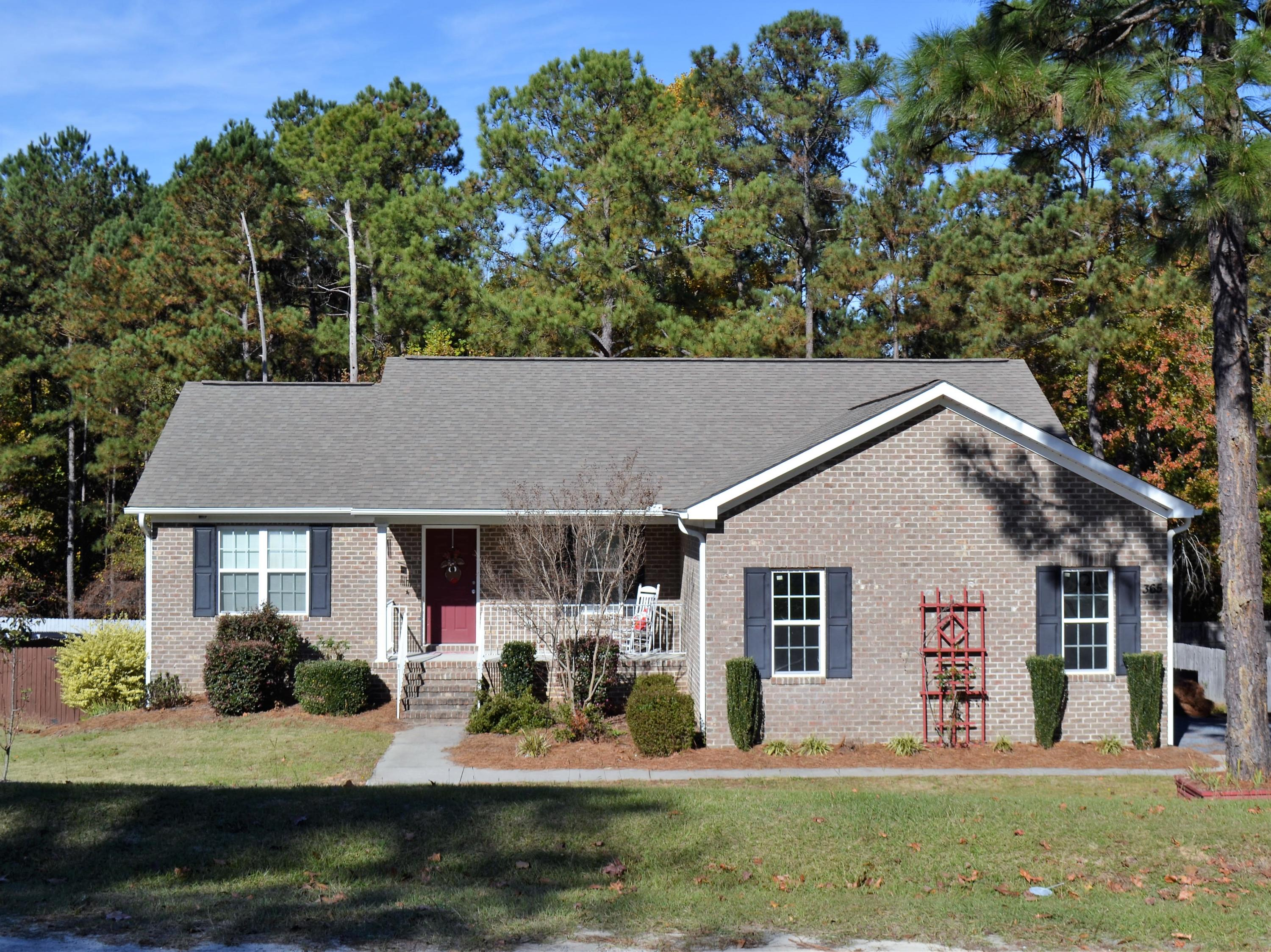 365  Queens Cove Way, Whispering Pines in Moore County, NC 28327 Home for Sale