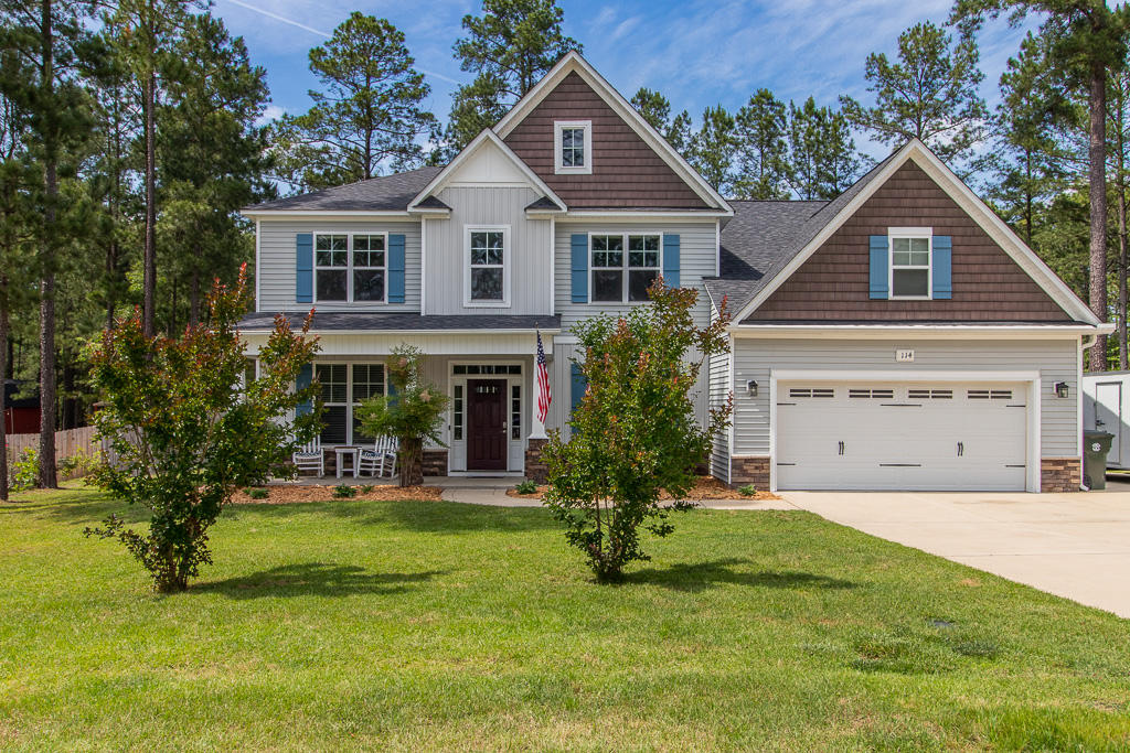114  Highgrove Court, Aberdeen in Moore County, NC 28315 Home for Sale