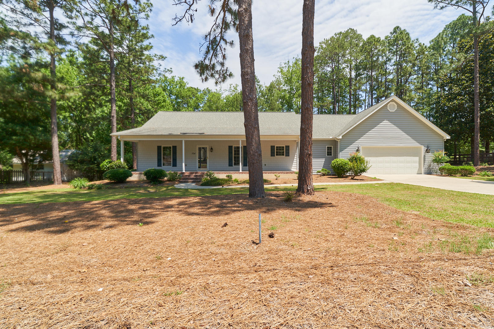 704  John Mcqueen Road, Aberdeen in Moore County, NC 28315 Home for Sale