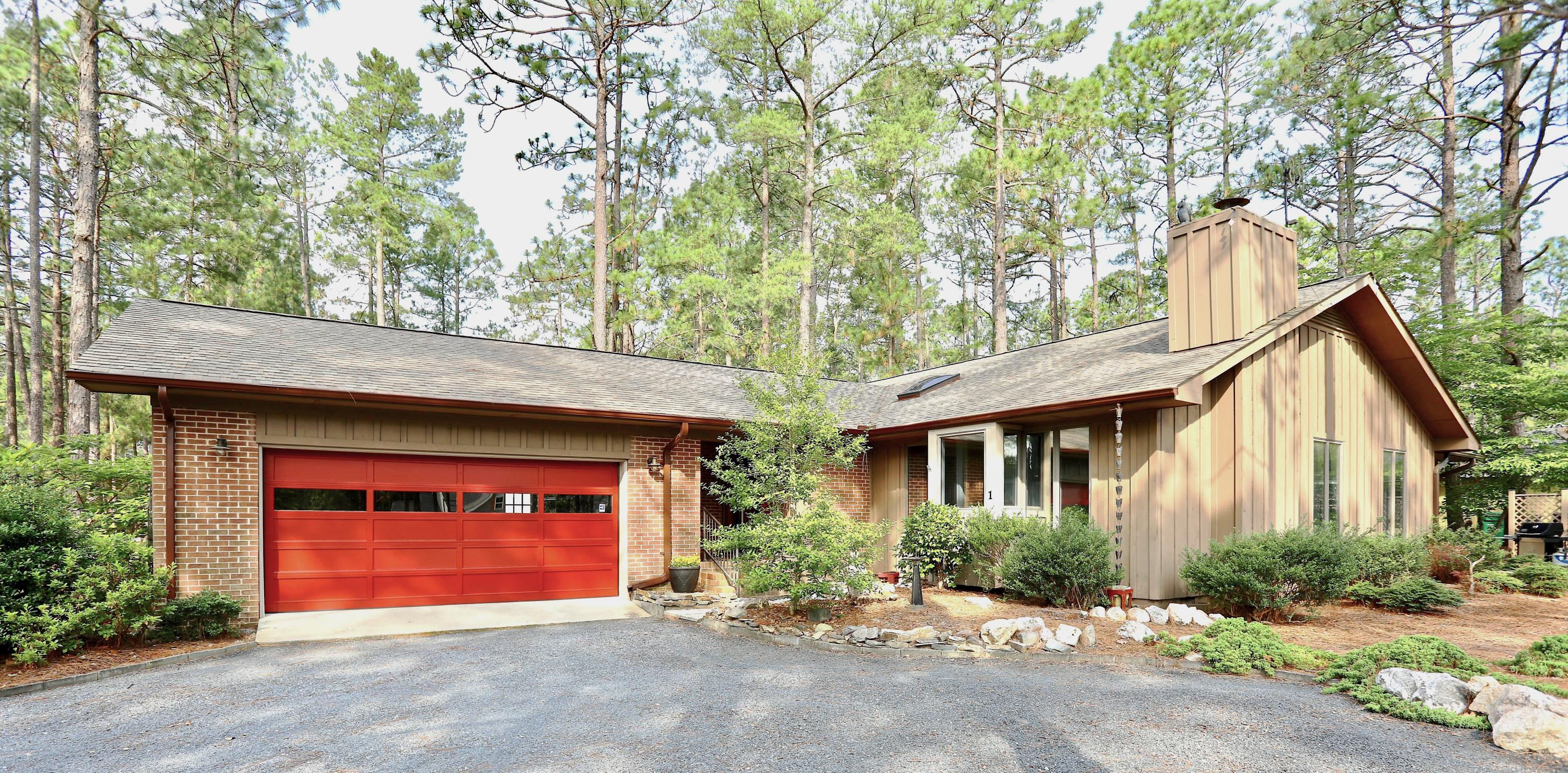 1  Pin Cherry Lane, Pinehurst in Moore County, NC 28374 Home for Sale