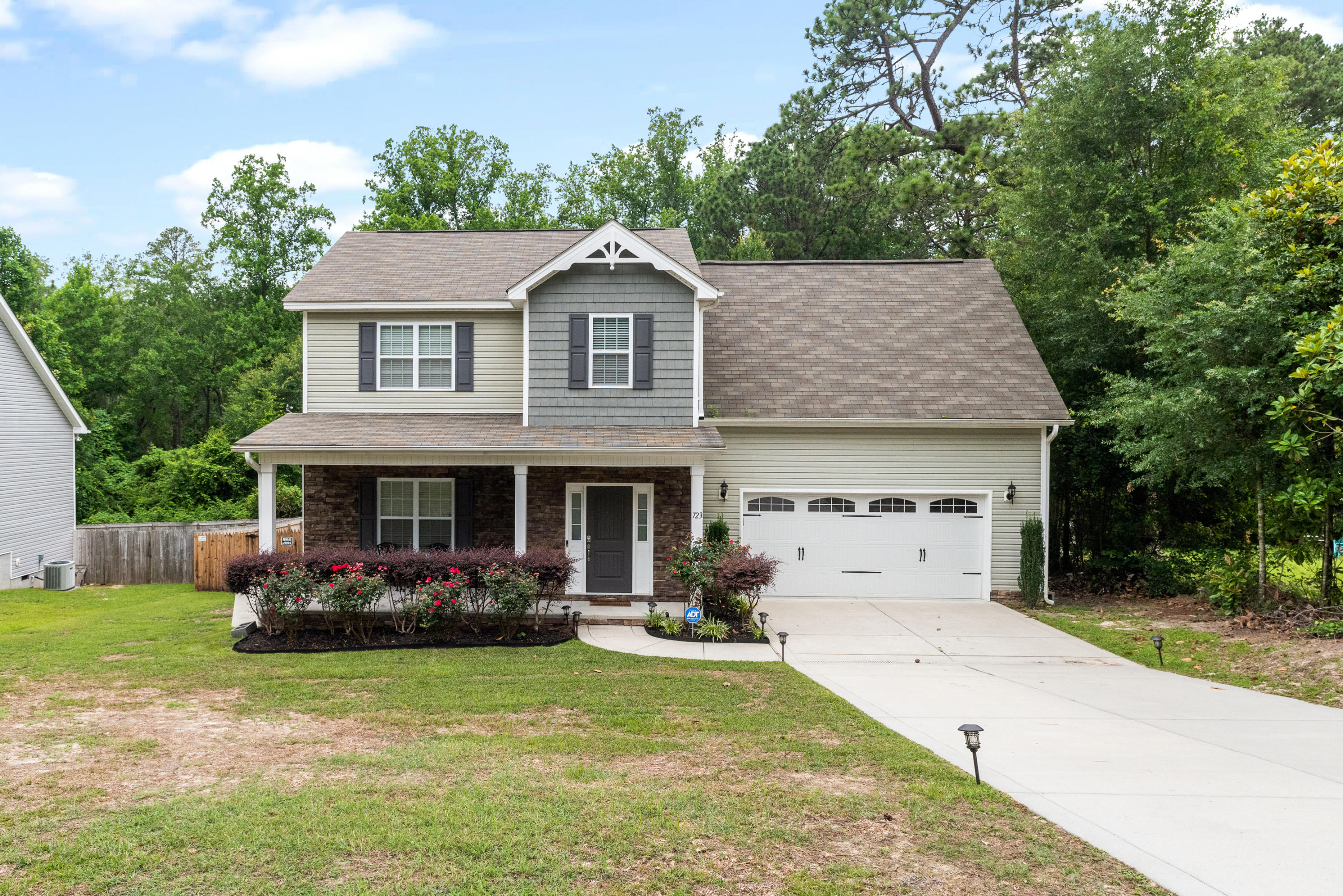 723 N Chapin Road, Aberdeen in Moore County, NC 28315 Home for Sale