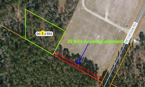 Bethesda Road, Aberdeen in Moore County, NC 28315 Home for Sale