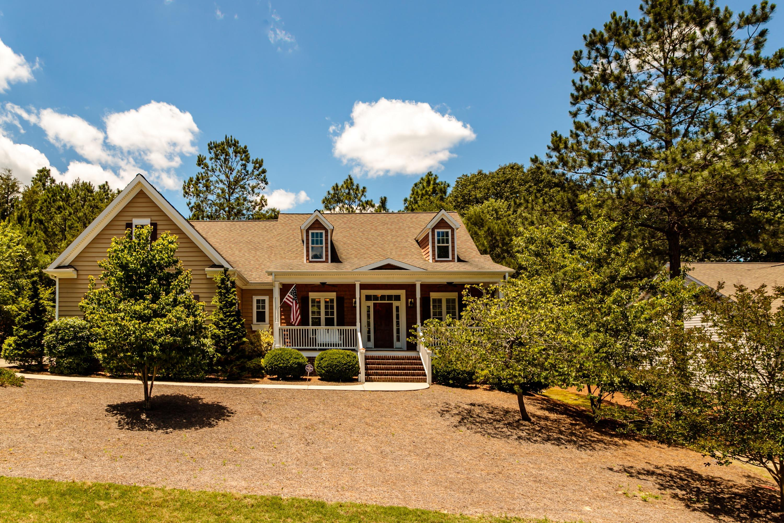 9  Shamrock Way, Pinehurst in Moore County, NC 28374 Home for Sale