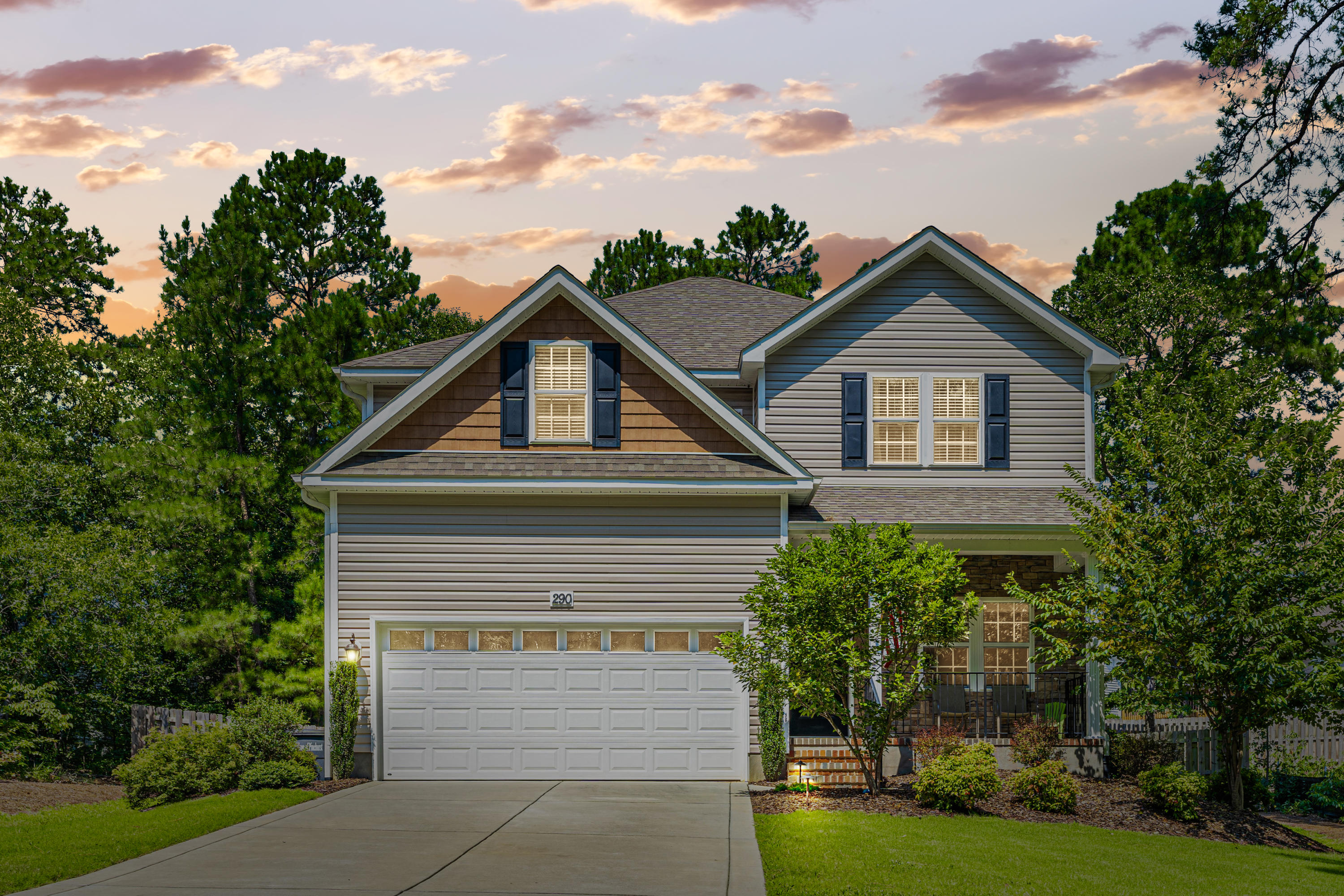 290  Adams Circle, Pinehurst in Moore County, NC 28374 Home for Sale