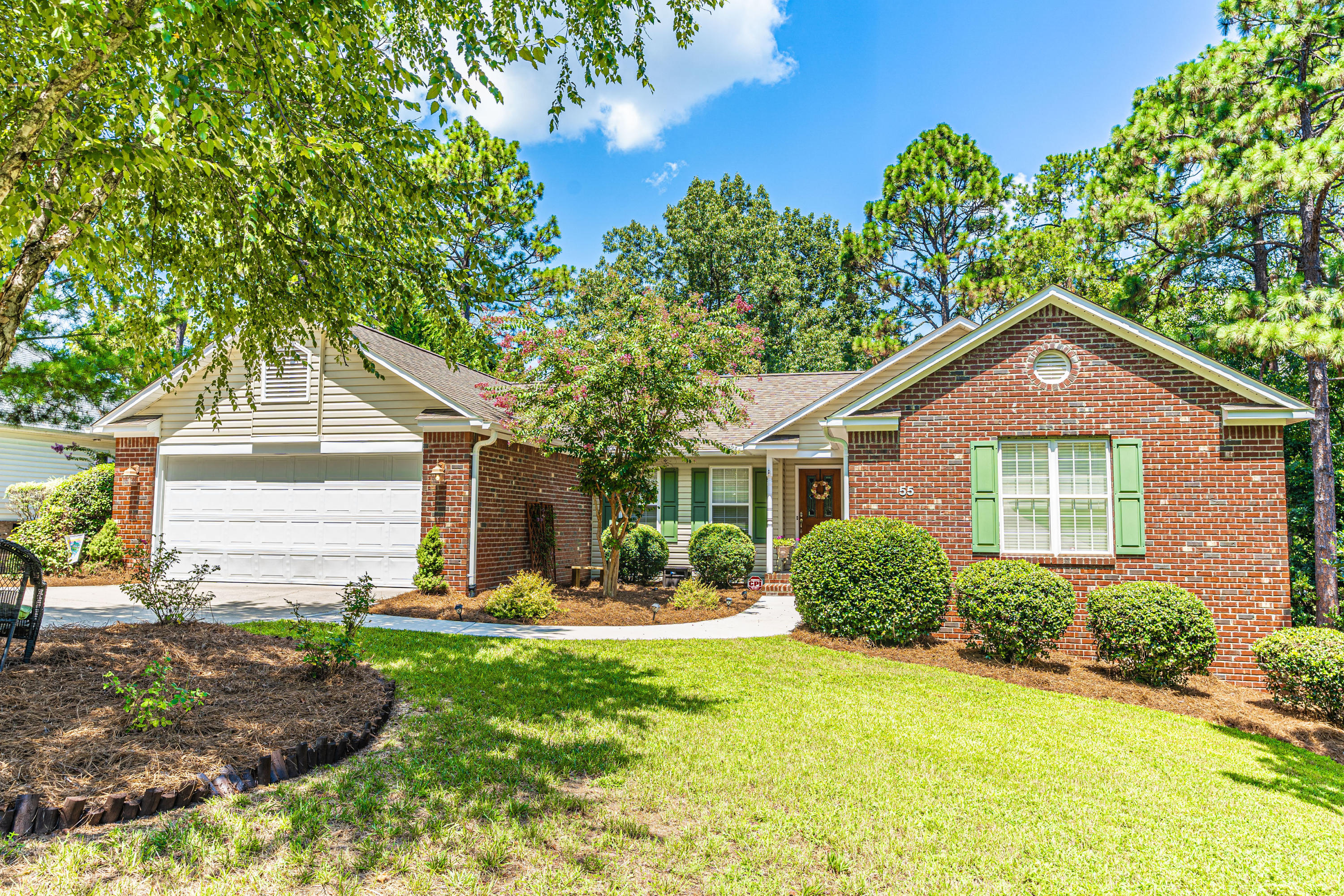 55  Ivy Way, Pinehurst in Moore County, NC 28374 Home for Sale