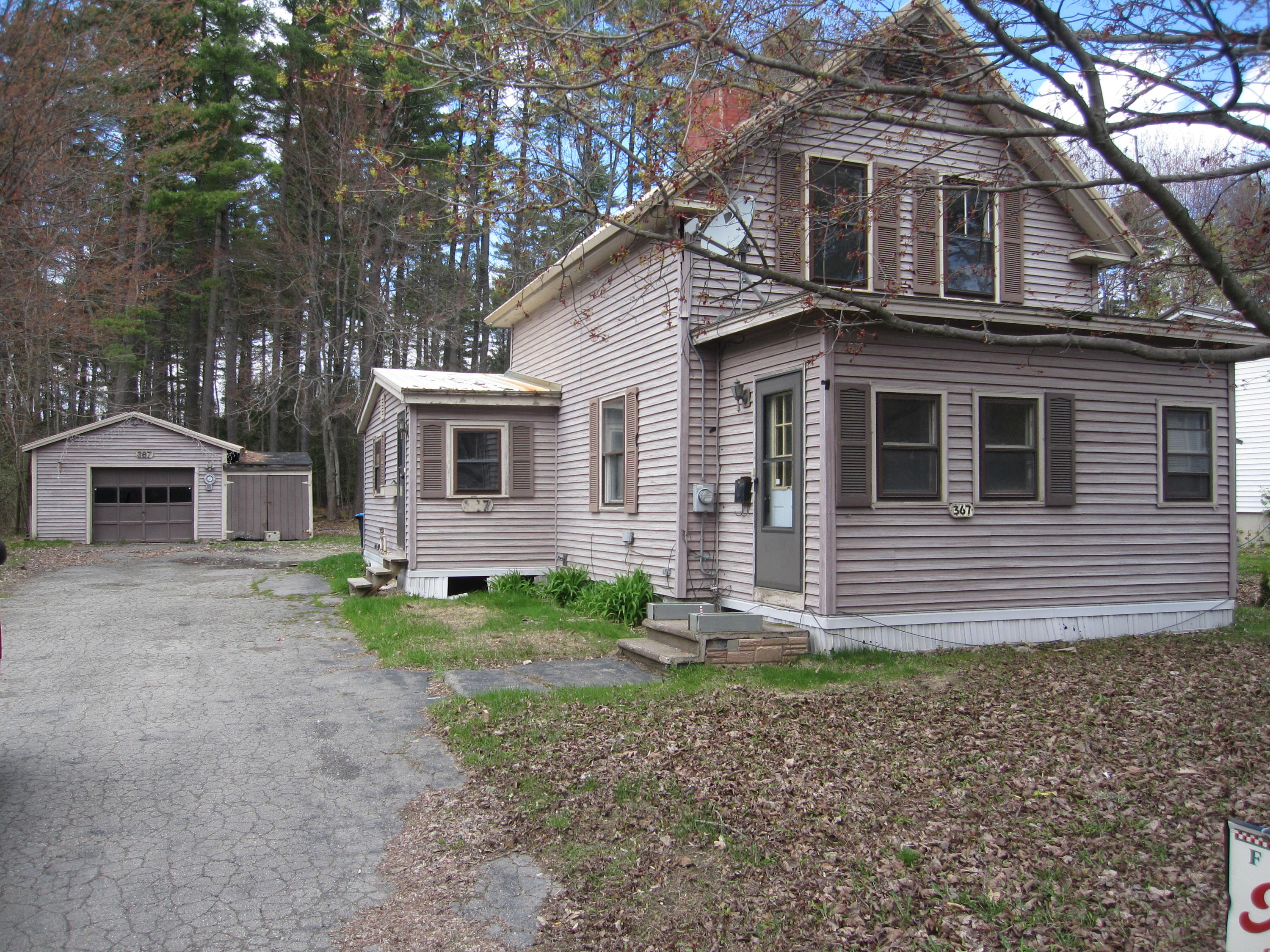 Property for sale at 367 Stillwater Avenue, Old Town,  Maine 04468