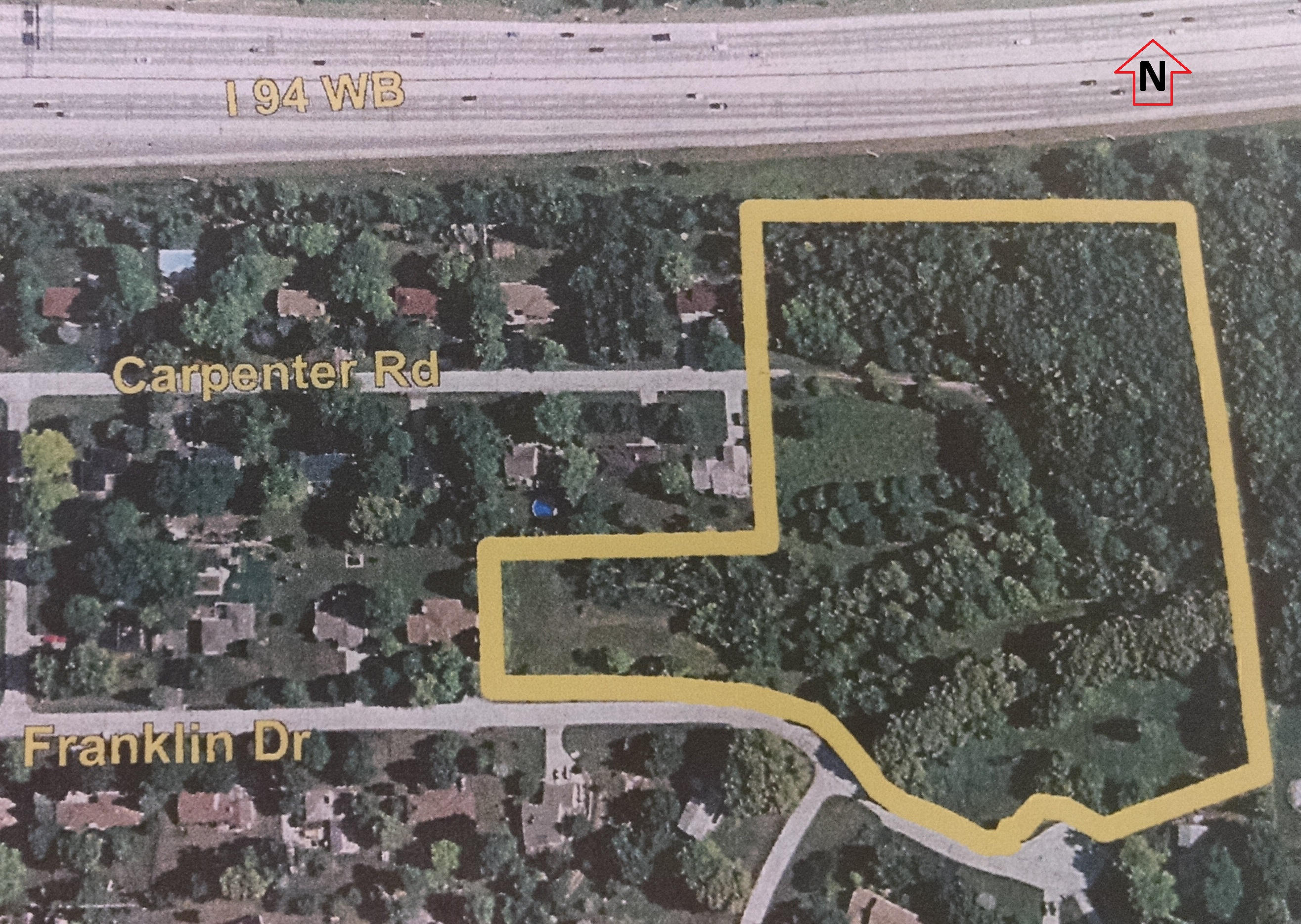 15000 Carpenter Rd, Brookfield, Wisconsin 53005, ,Vacant Land,For Sale,Carpenter Rd,1435629