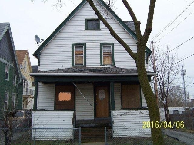 1644 32nd St, Milwaukee, Wisconsin 53208, 4 Bedrooms Bedrooms, 8 Rooms Rooms,1 BathroomBathrooms,Single-family,For Sale,32nd St,1456418