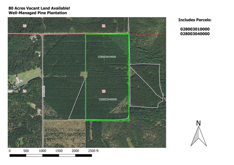 XX Cedar Rd<br /> New Lyme,Monroe,54656,Vacant land,Cedar Rd,1558803