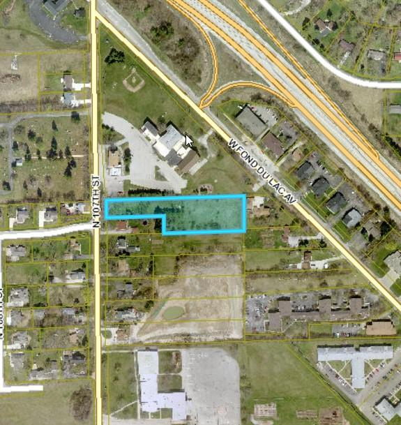 6770 107th St, Milwaukee, Wisconsin 53224, ,Vacant Land,For Sale,107th St,1645041