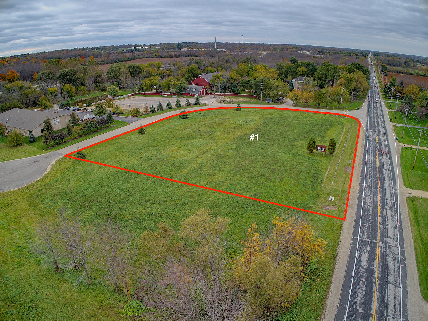 Lt1 Double Tree Ln, Grafton, Wisconsin 53024, ,Vacant Land,For Sale,Double Tree Ln,1664058