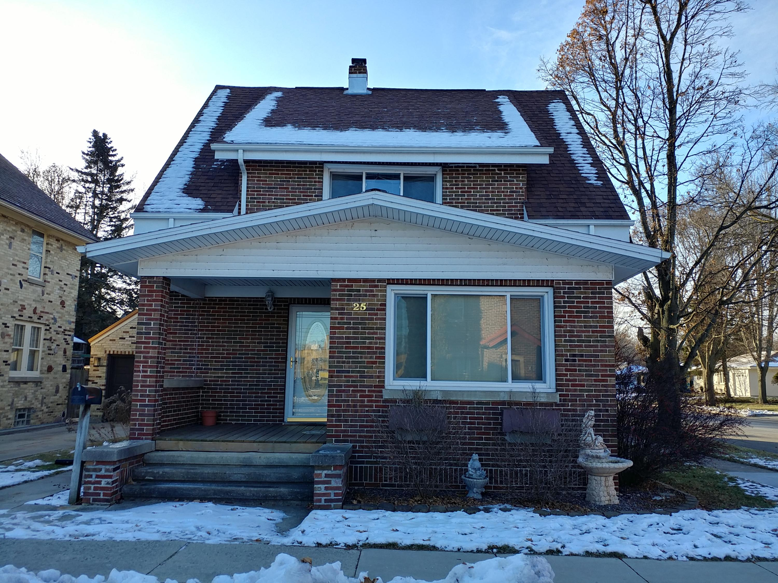 Photo of 25 Frederick St, Plymouth, WI 53073