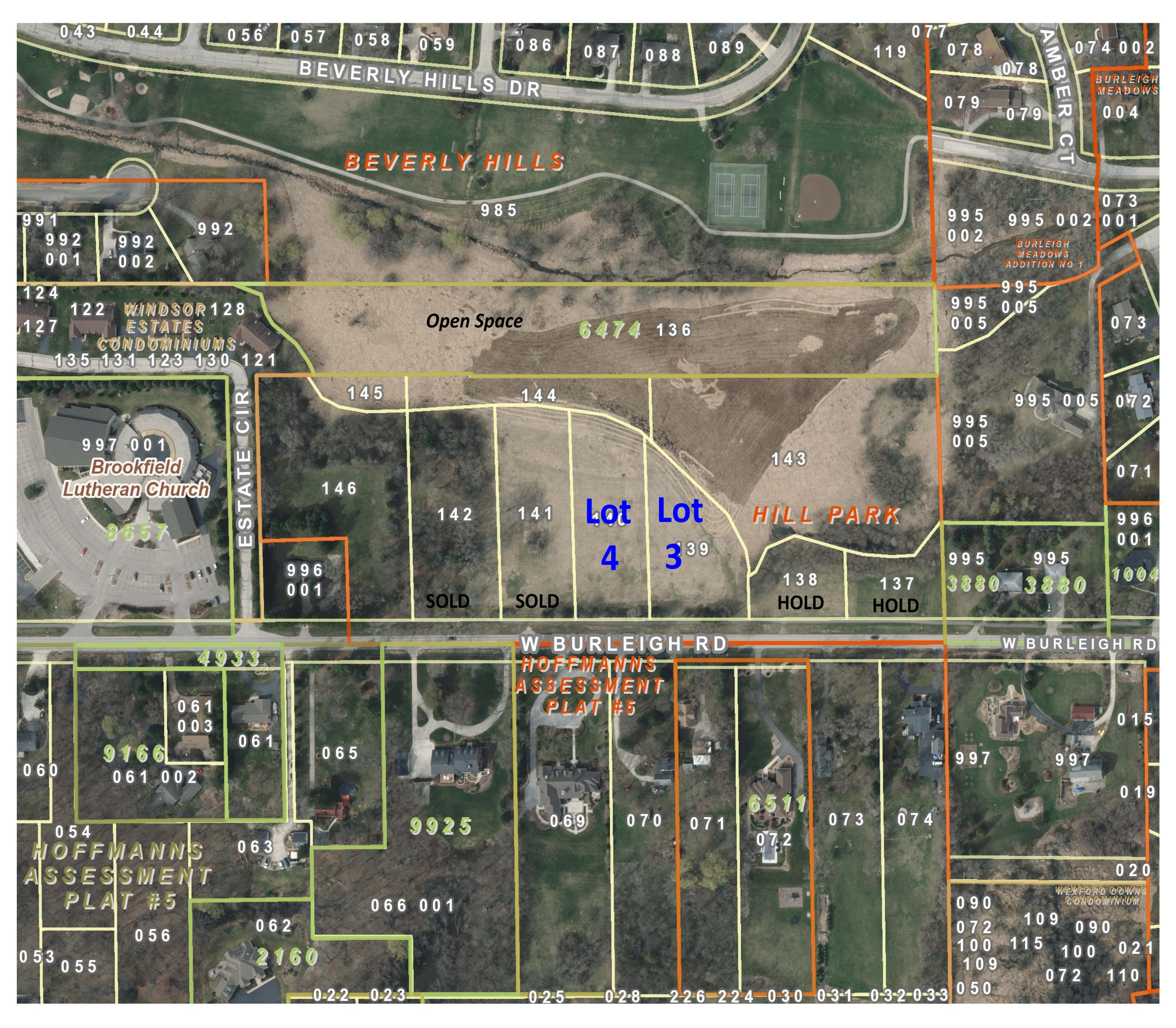 18150 Burleigh Rd, Brookfield, Wisconsin 53045, ,Vacant Land,For Sale,Burleigh Rd,1674630