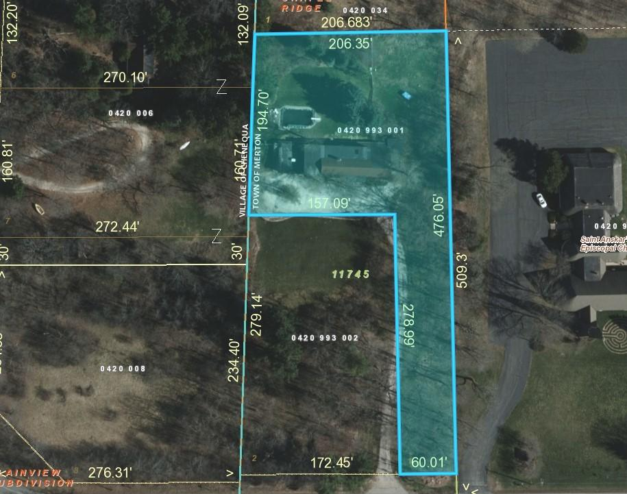 N11W31390 State Road 83, Merton, Wisconsin 53029, ,Vacant Land,For Sale,State Road 83,1677078