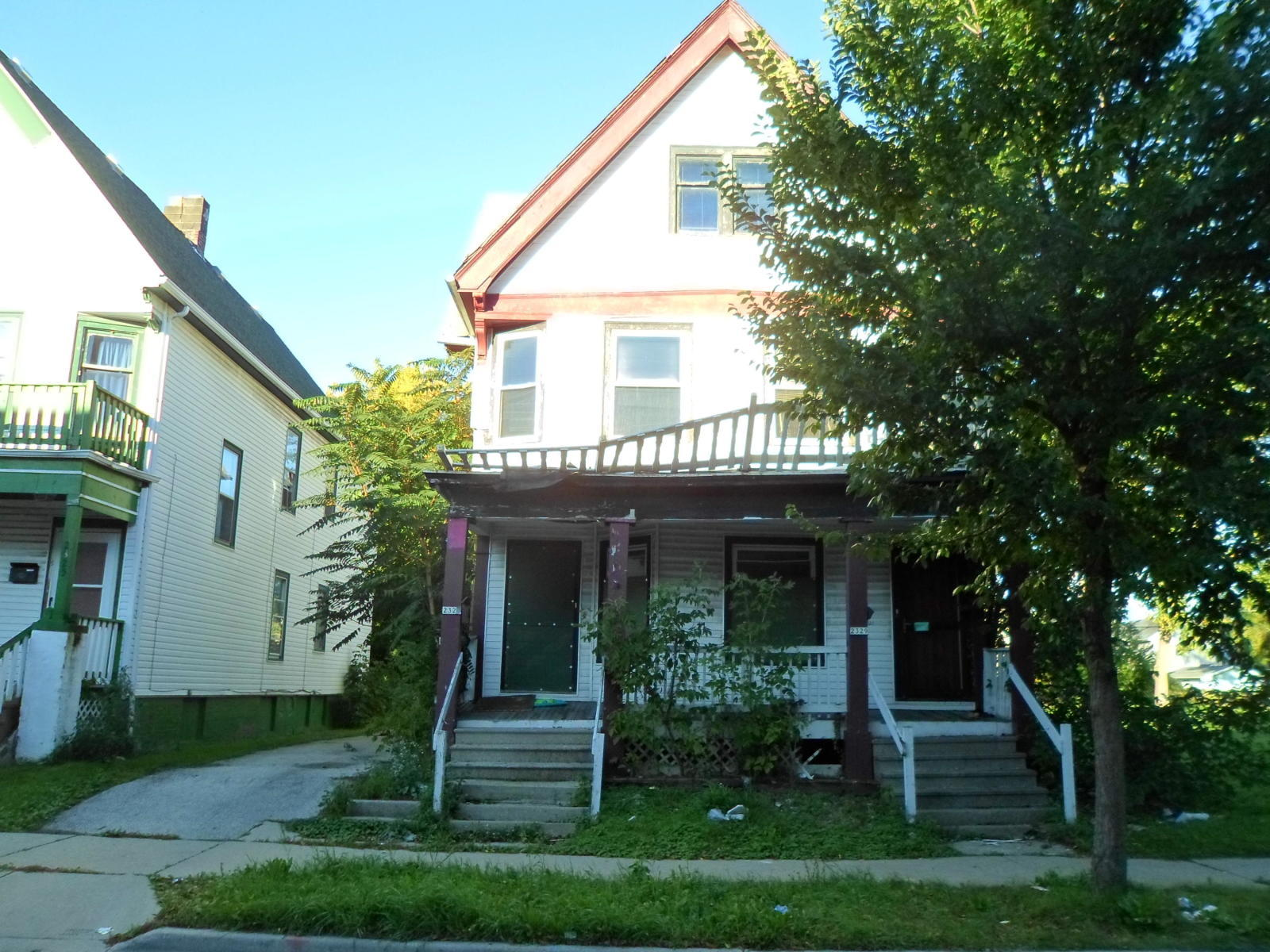 2327 14th St, Milwaukee, Wisconsin 53206, ,Two-family,For Sale,14th St,1684988