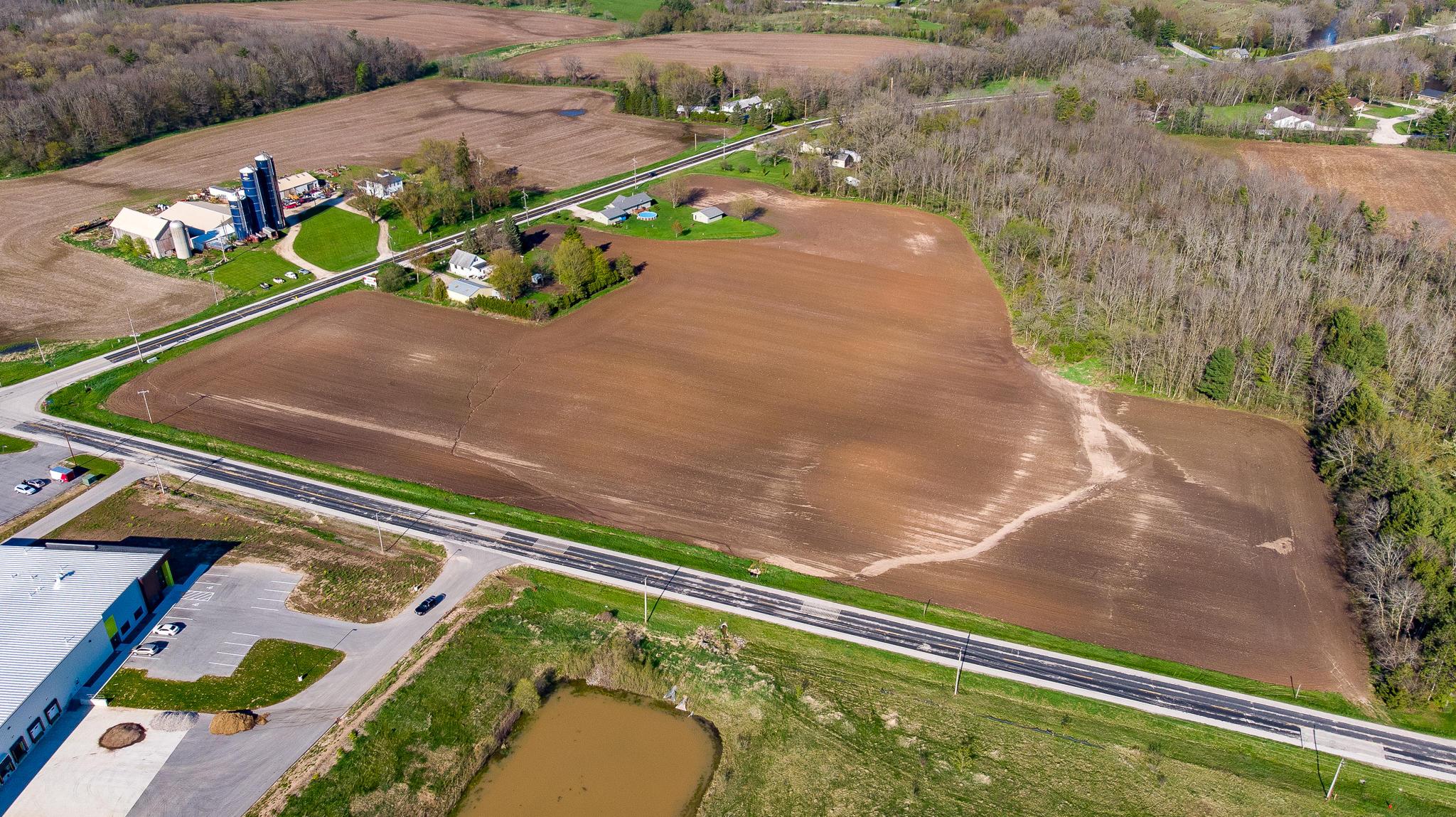 20.49 acre County Road TT, Sheboygan Falls, Wisconsin 53085, ,Vacant Land,For Sale,County Road TT,1689564