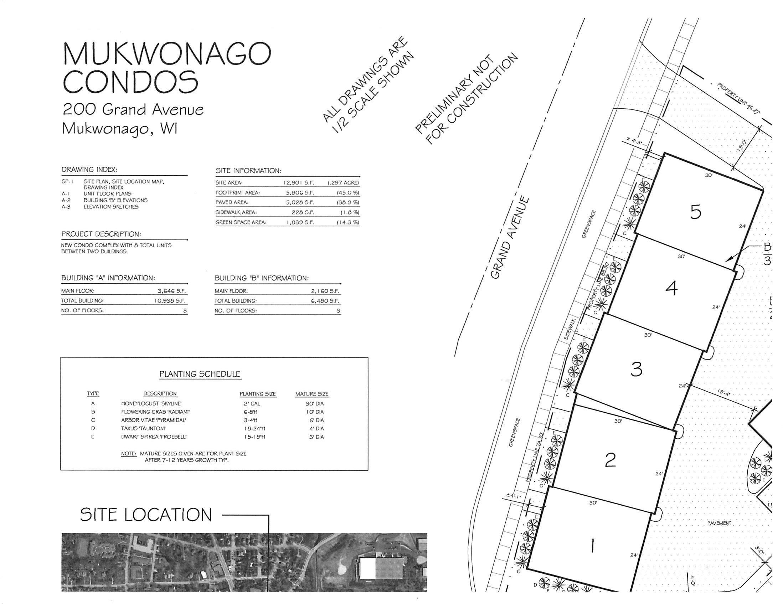 200 Grand Ave, Mukwonago, Wisconsin 53149, 2 Bedrooms Bedrooms, ,2 BathroomsBathrooms,Condominium,For Sale,Grand Ave,1695813