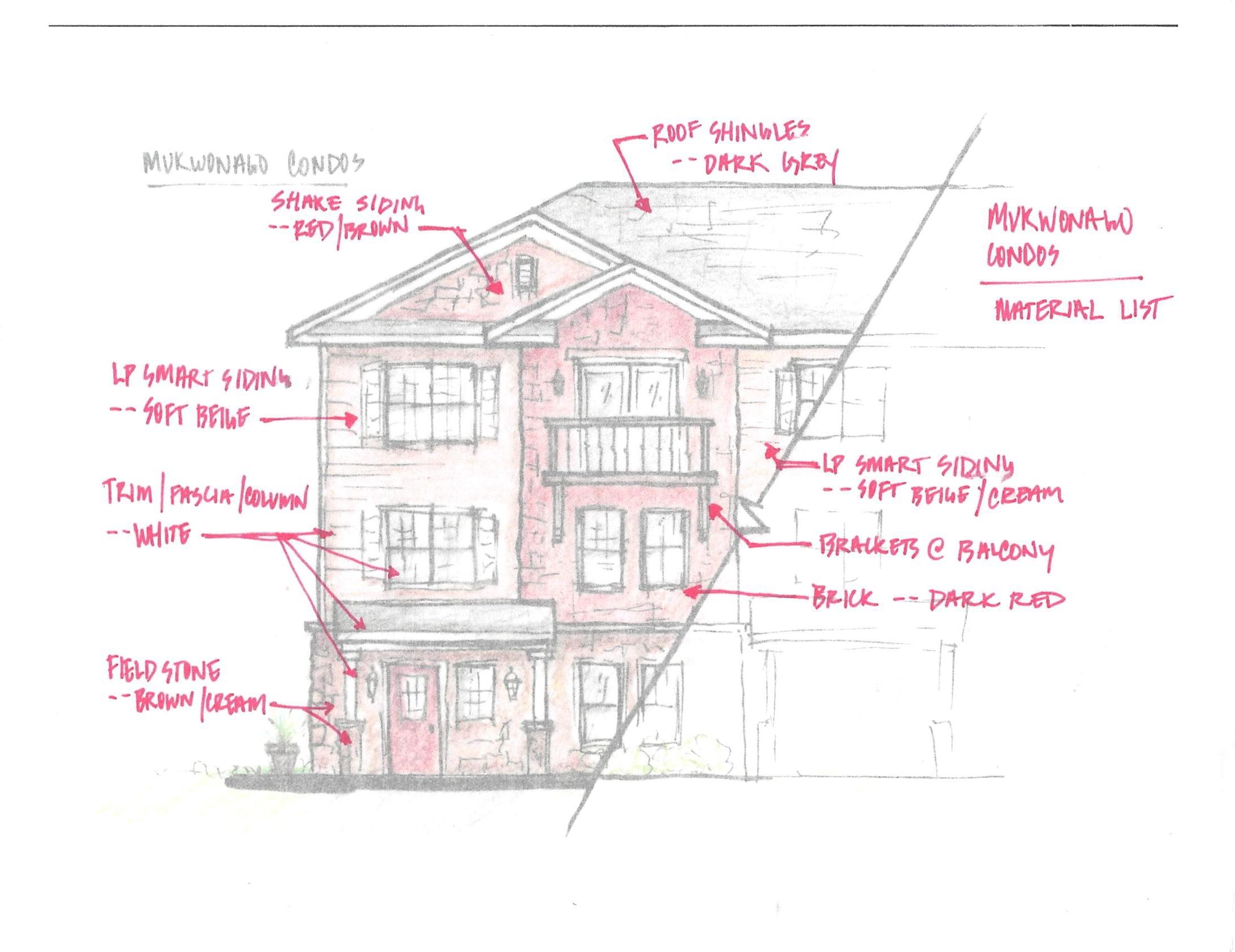 Artist View with Exterior Choices