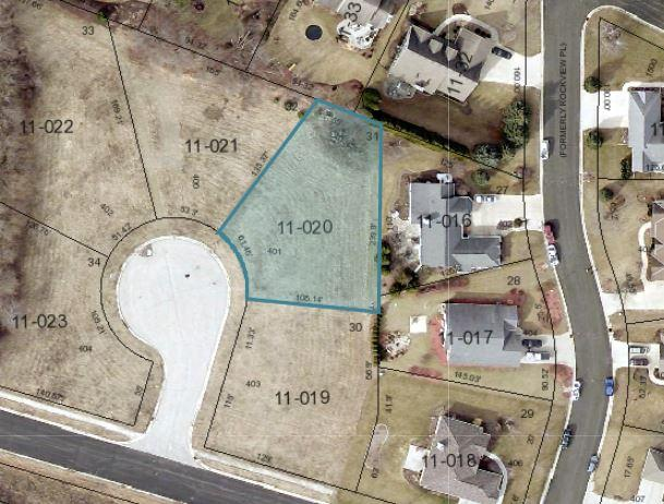 401 Prairie Ct, Watertown, Wisconsin 53094, ,Vacant Land,For Sale,Prairie Ct,1698941
