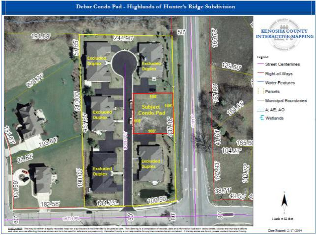 1605 30th Ct, Kenosha, Wisconsin 53144, ,Vacant Land,For Sale,30th Ct,1699456