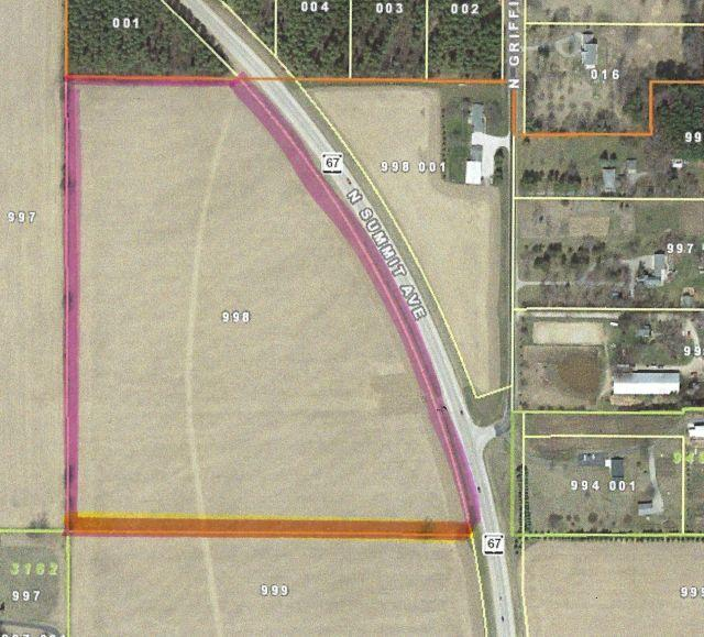Lt0 State Road 67, Summit, Wisconsin 53066, ,Vacant Land,For Sale,State Road 67,1699601