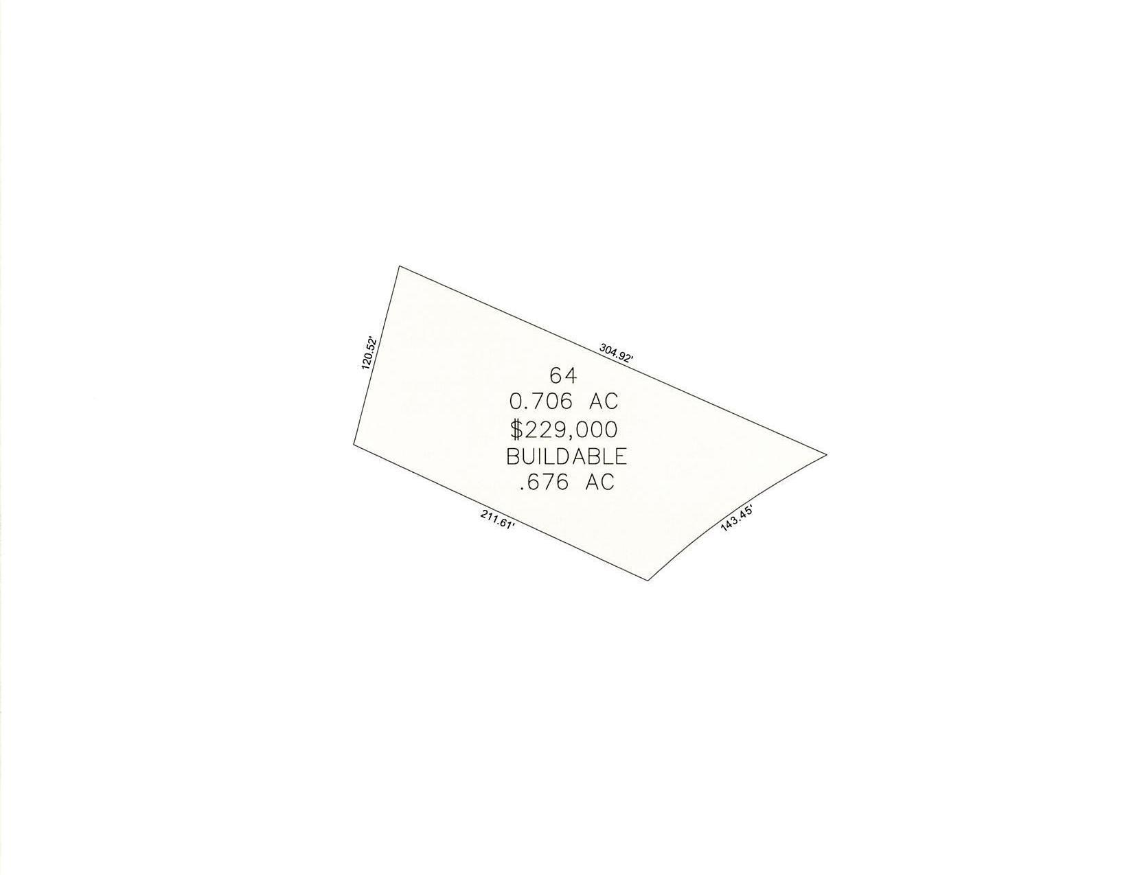 Lot 64 The Clearings, Kohler, Wisconsin 53044, ,Vacant Land,For Sale,The Clearings,1703121