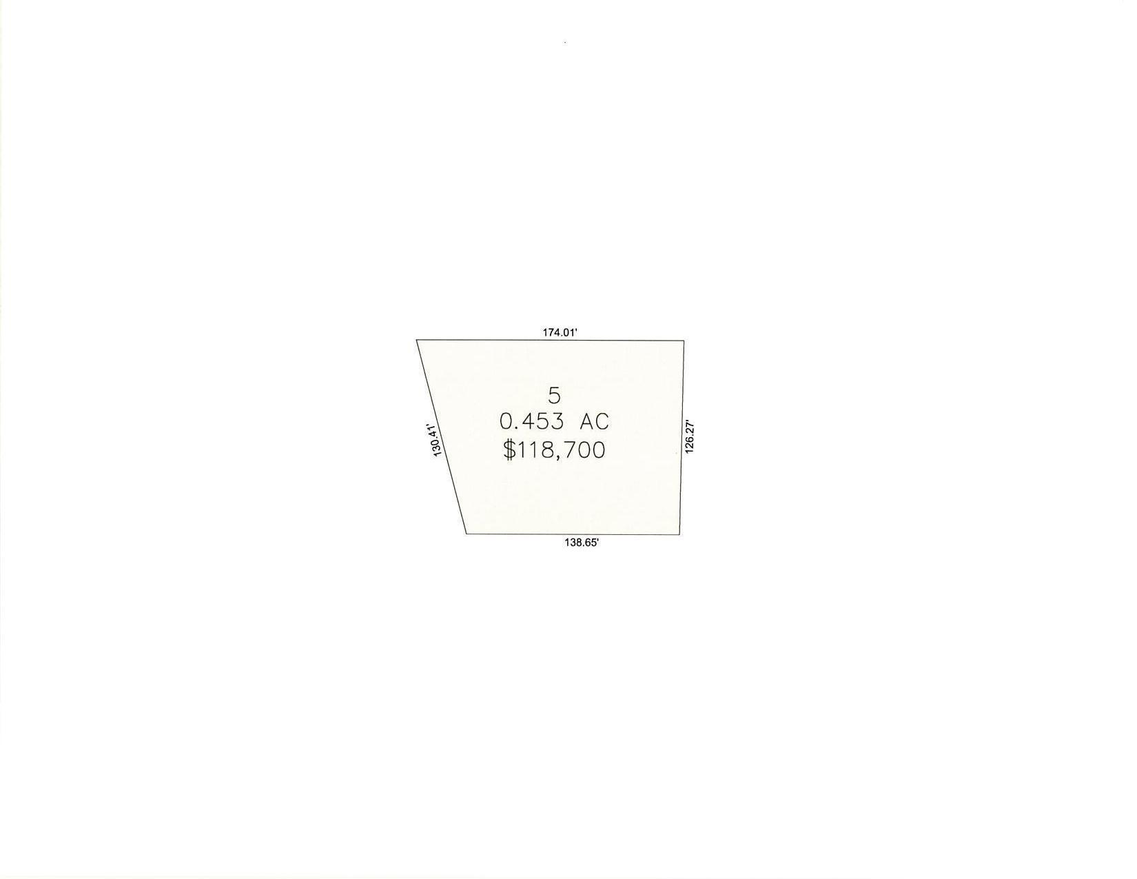 Lot 5 The Clearings, Kohler, Wisconsin 53044, ,Vacant Land,For Sale,The Clearings,1703111