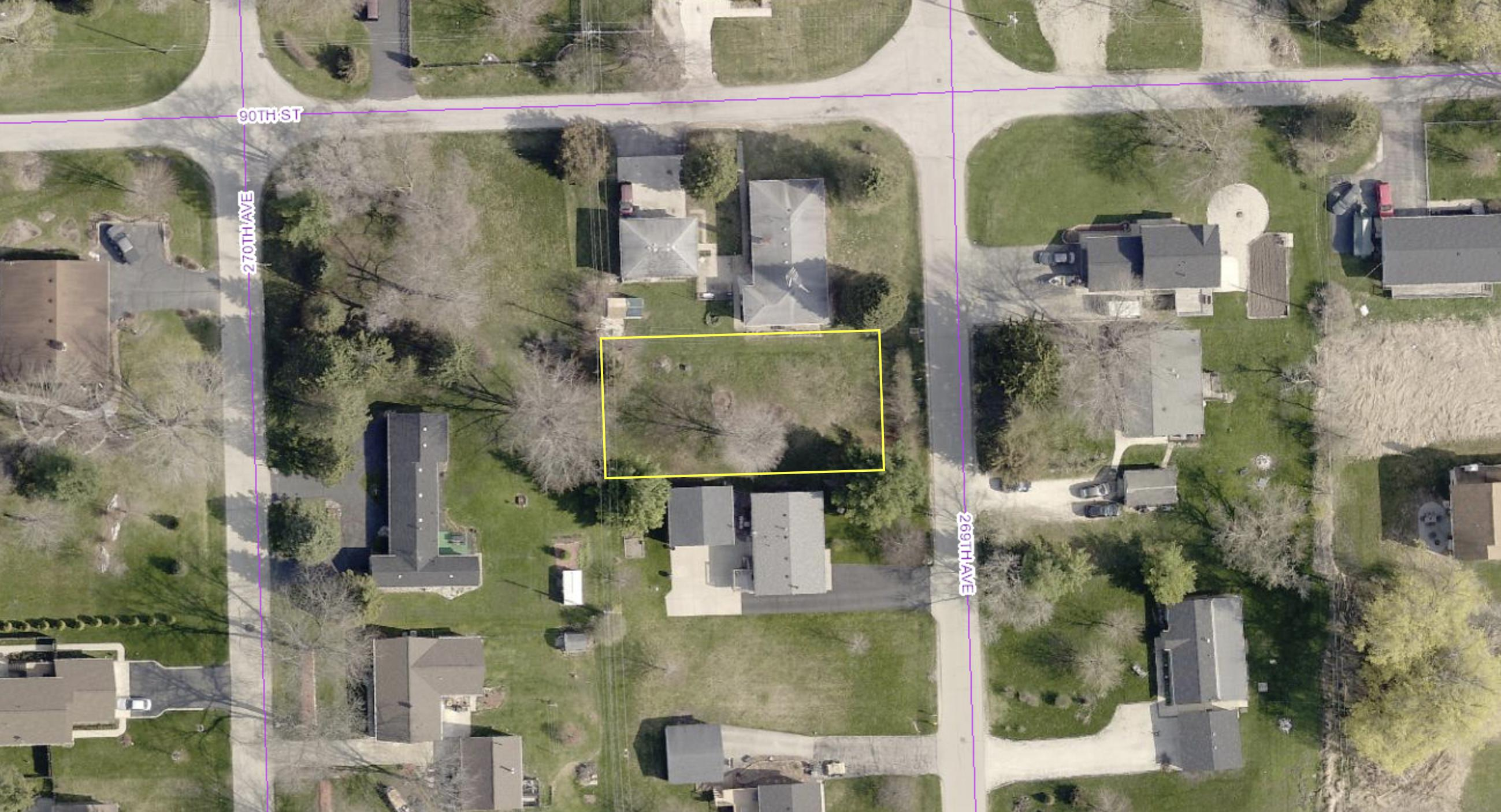 Lt80 269th Ave, Salem Lakes, Wisconsin 53168, ,Vacant Land,For Sale,269th Ave,1704032
