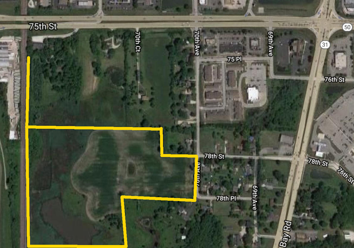 7800 70th Ave, Pleasant Prairie, Wisconsin 53158, ,Vacant Land,For Sale,70th Ave,1704484