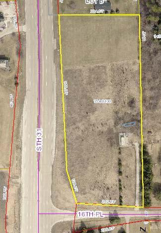 5602 16th Pl, Somers, Wisconsin 53144, ,Vacant Land,For Sale,16th Pl,1705818