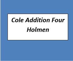 Cole Addition