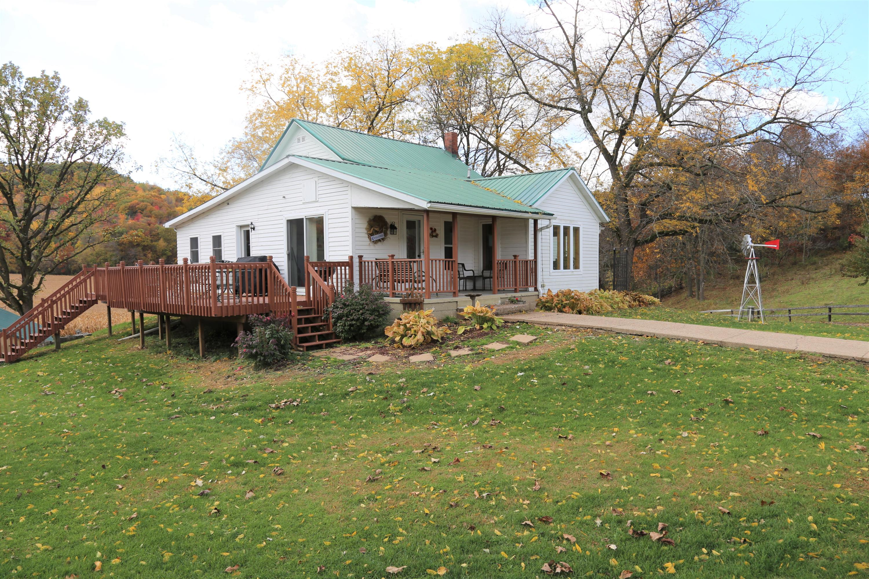 20642 Kale Rd #2, Leon, Wisconsin 54656, 4 Bedrooms Bedrooms, ,1 BathroomBathrooms,Single-family,For Sale,Kale Rd #2,1714429
