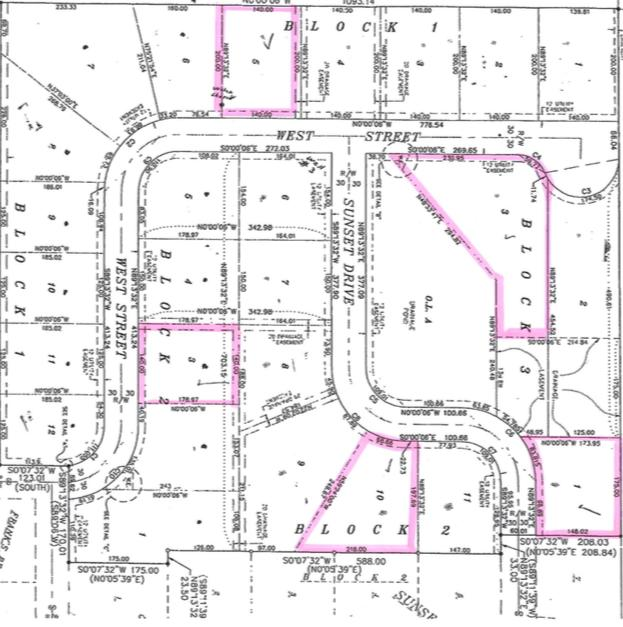 BLK 3 Sunset St LT 1, Caledonia, Minnesota 55921, ,Vacant Land,For Sale,Sunset St LT 1,1594148