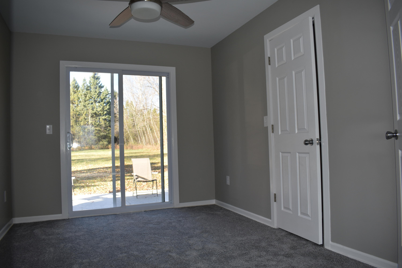 Bedroom 2  With Patio Door #2