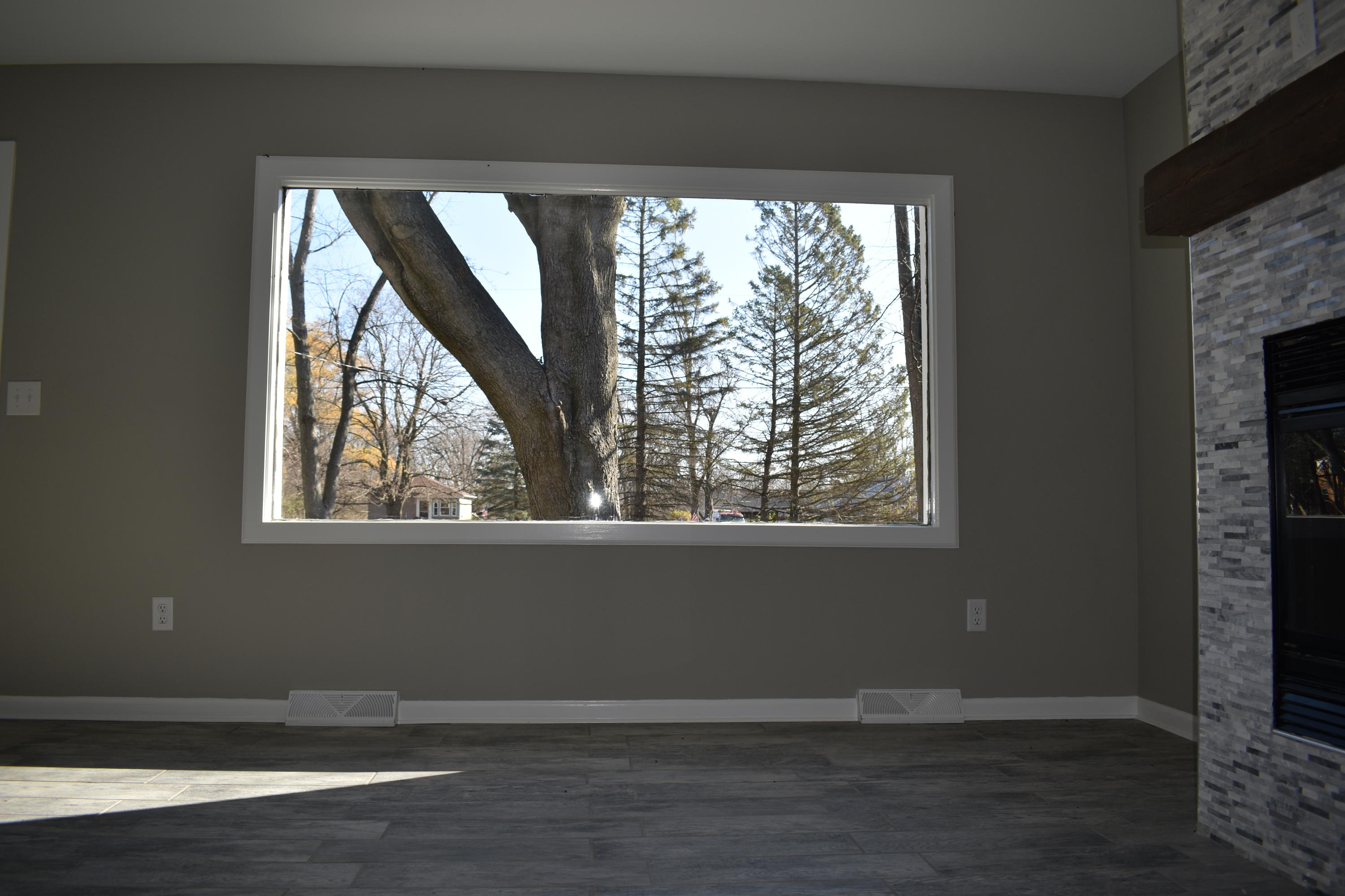 Living-room Picture Window