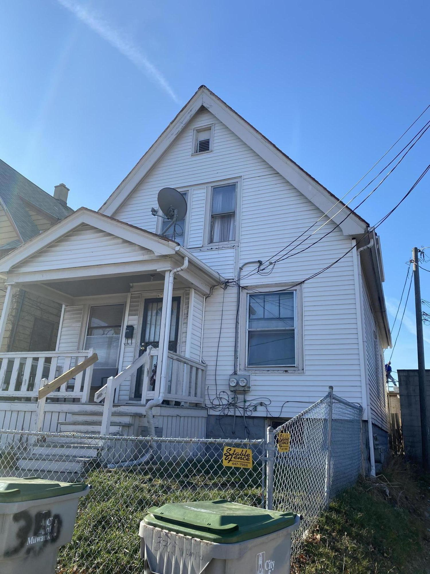 4779 37th St, Milwaukee, Wisconsin 53209, ,Two-family,For Sale,37th St,1721687