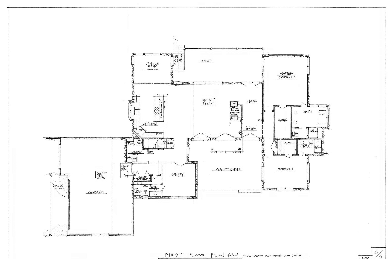 FINAL First Floor Plan