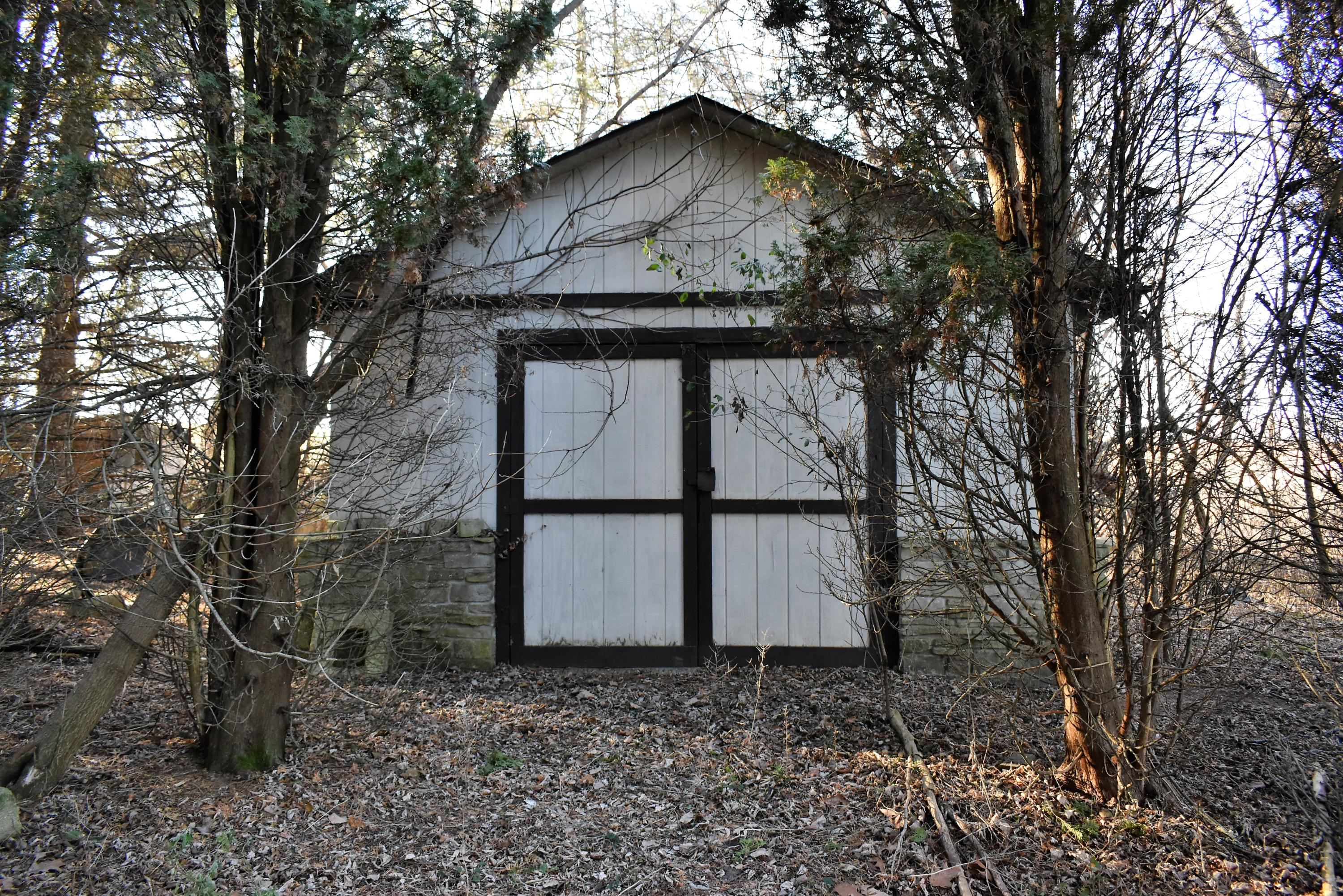 Existing Shed
