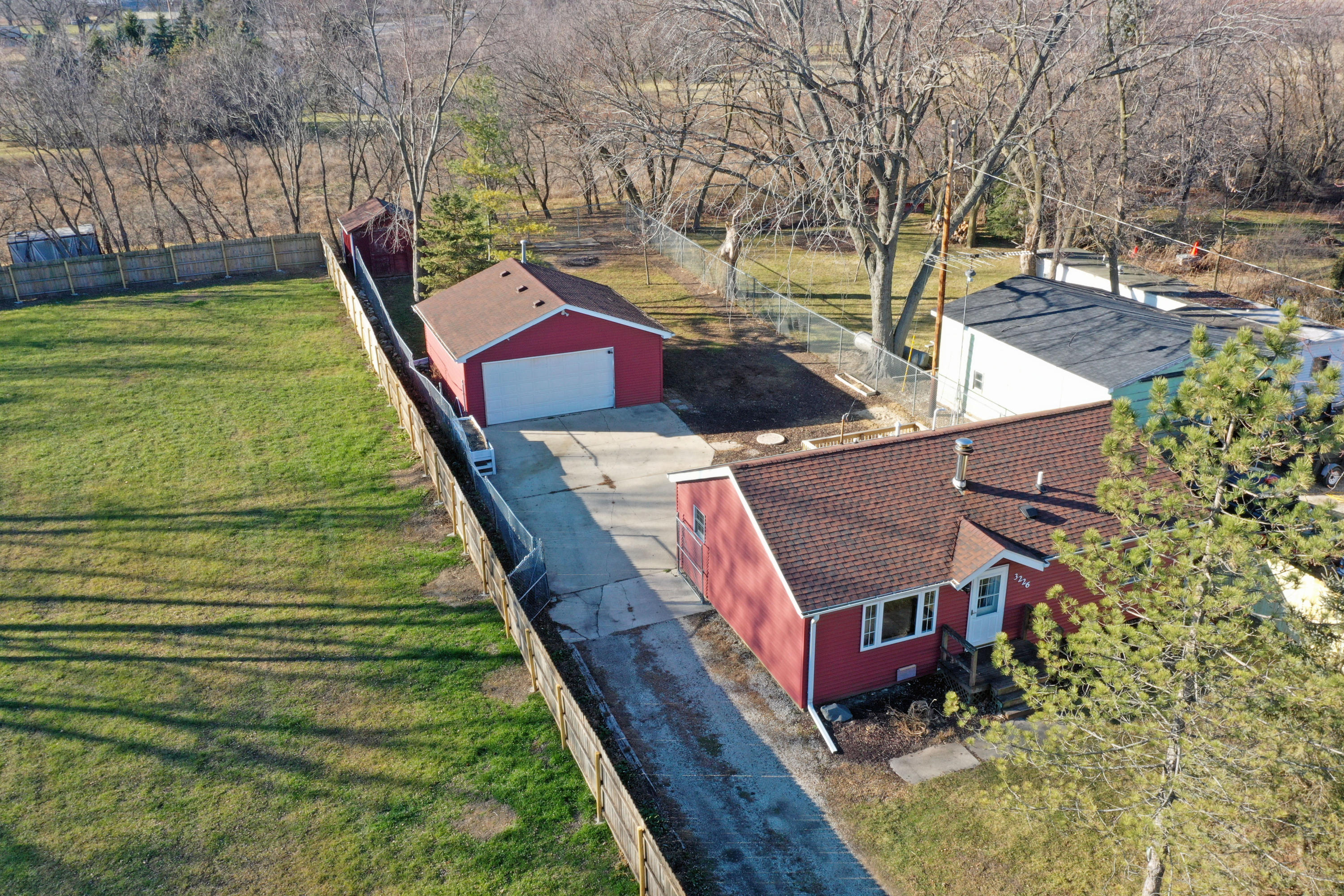 3226 102nd Ave, Somers, Wisconsin 53144, 2 Bedrooms Bedrooms, 5 Rooms Rooms,1 BathroomBathrooms,Single-family,For Sale,102nd Ave,1721797