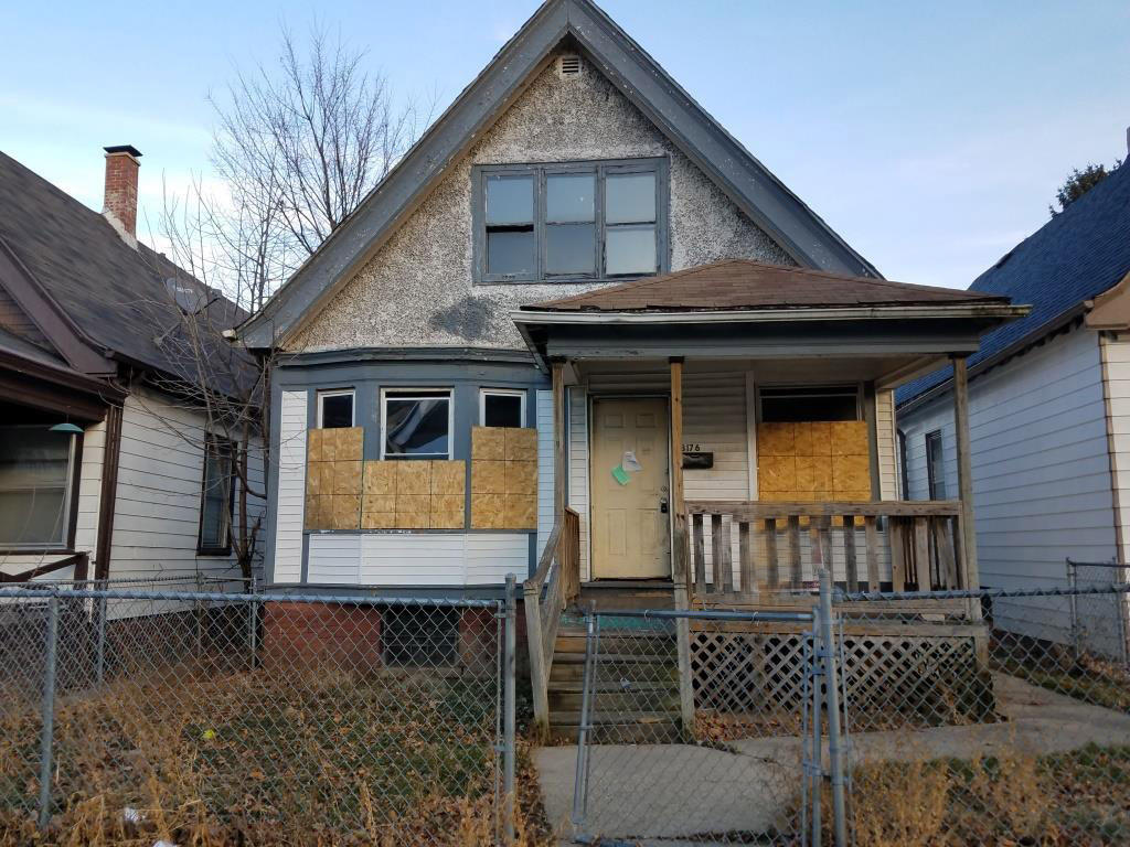 3176 14th St, Milwaukee, Wisconsin 53206, 4 Bedrooms Bedrooms, ,2 BathroomsBathrooms,Single-family,For Sale,14th St,1721867