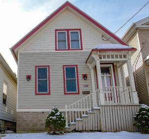 1015 Hamilton St, Milwaukee, Wisconsin 53202, 3 Bedrooms Bedrooms, 7 Rooms Rooms,1 BathroomBathrooms,Single-family,For Sale,Hamilton St,1721927