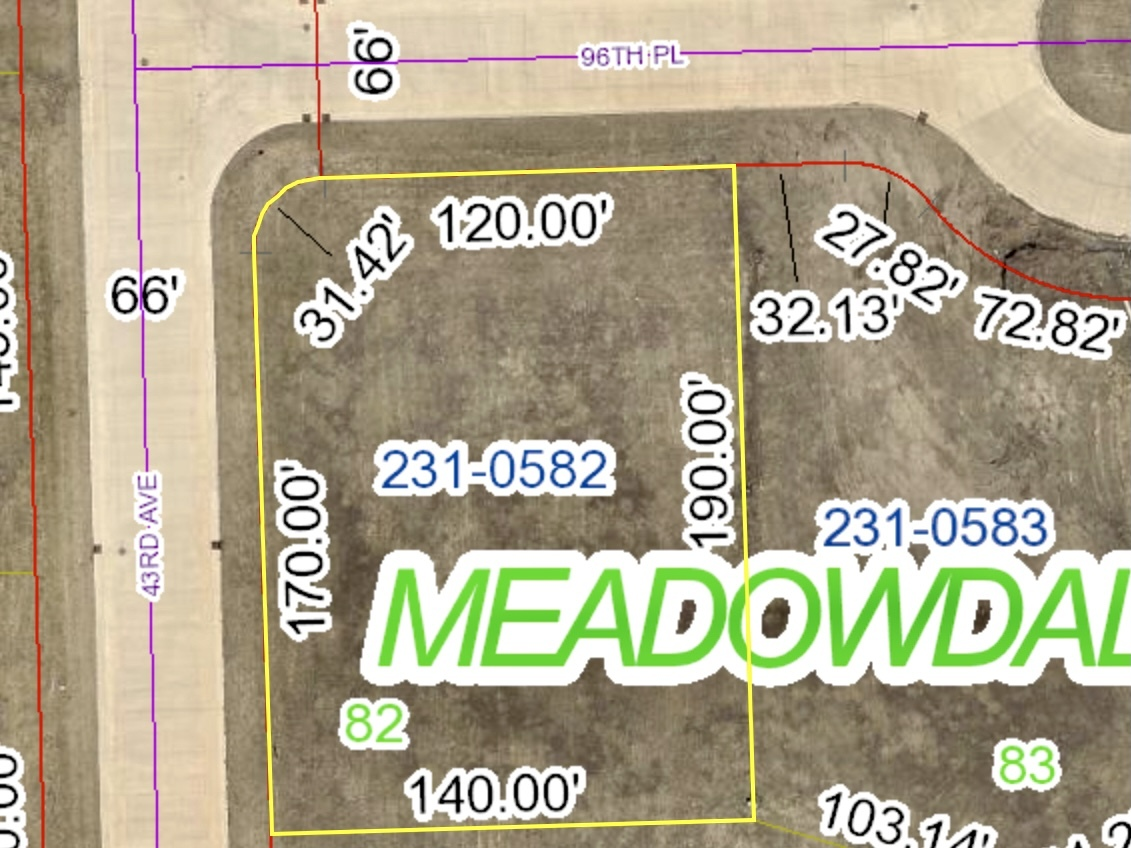 Lt82 96th Pl, Pleasant Prairie, Wisconsin 53158, ,Vacant Land,For Sale,96th Pl,1722067