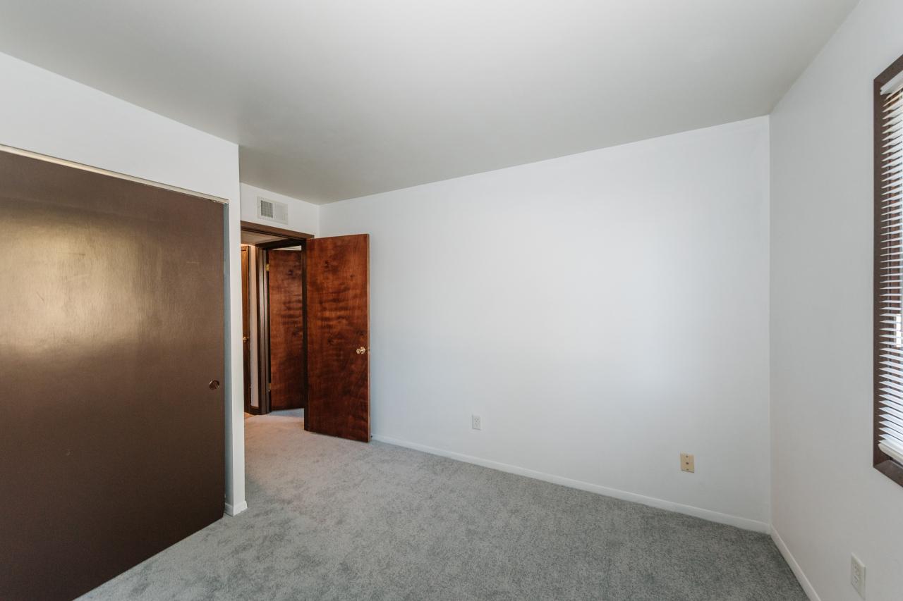 Double Door Closet in BR 1