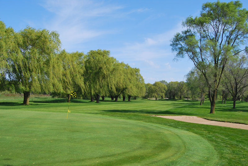 Gorgeous Golf Course
