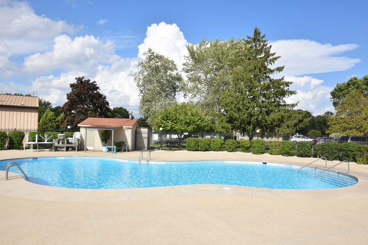 Association Outdoor Pool