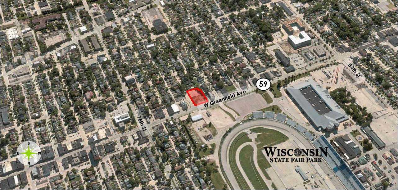 7801 Greenfield Ave, West Allis, Wisconsin 53214, ,Vacant Land,For Sale,Greenfield Ave,1722187