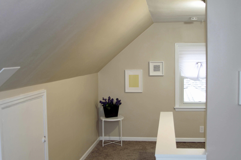 Master bedroom hallway upper