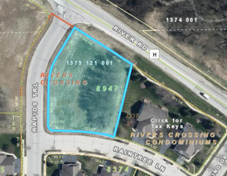 Lt1 Raintree Ln, Waukesha, Wisconsin 53189, ,Vacant Land,For Sale,Raintree Ln,1722503