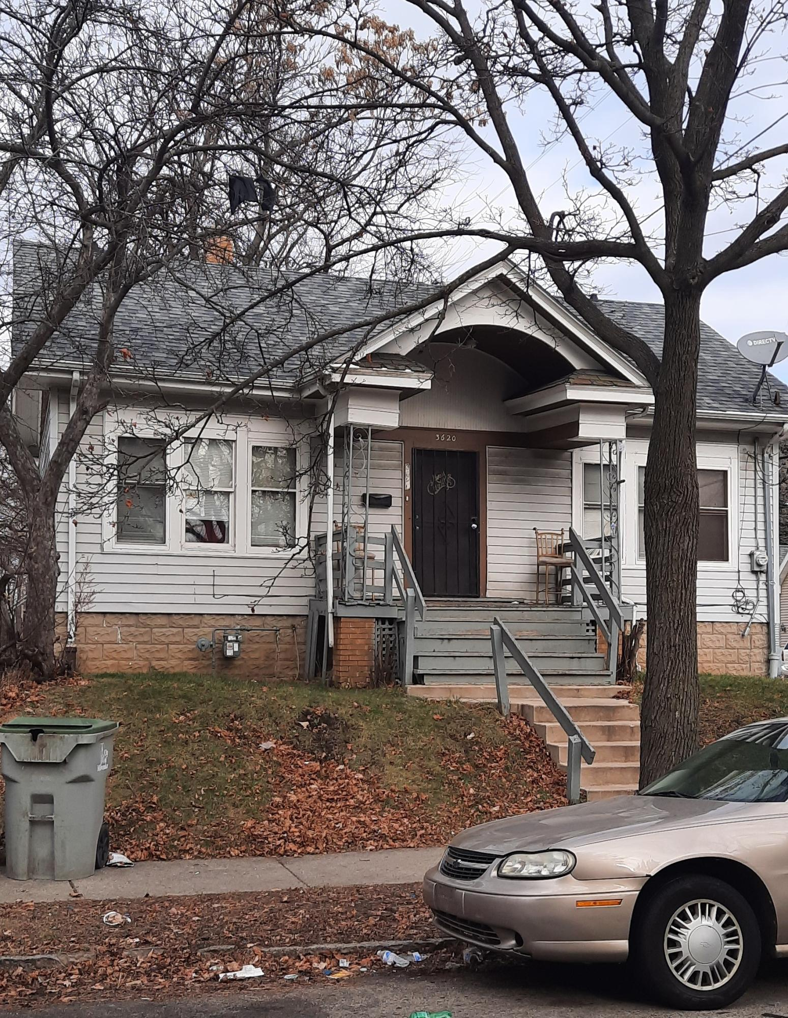 3620 Clarke St, Milwaukee, Wisconsin 53210, 3 Bedrooms Bedrooms, ,1 BathroomBathrooms,Single-family,For Sale,Clarke St,1722557