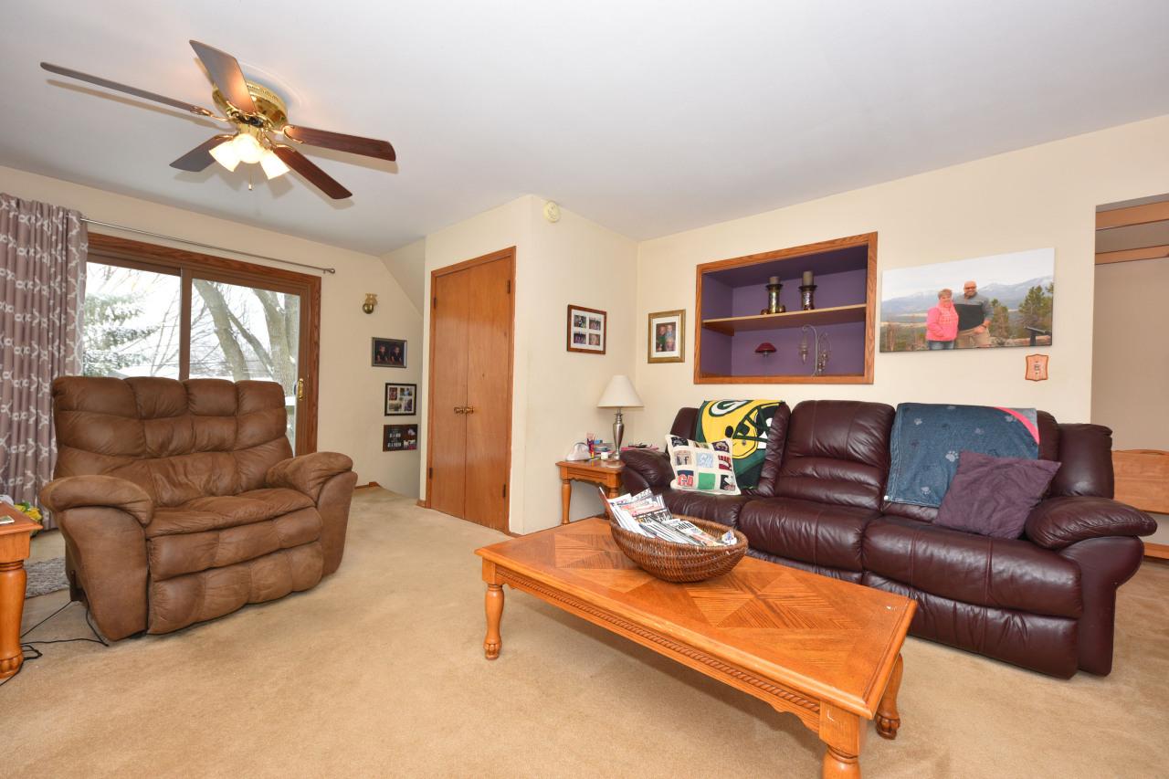 Family Room on Upper Level